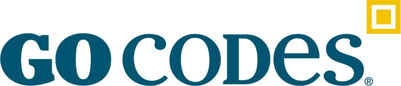 Go codes logo
