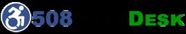 508 Help Desk logo