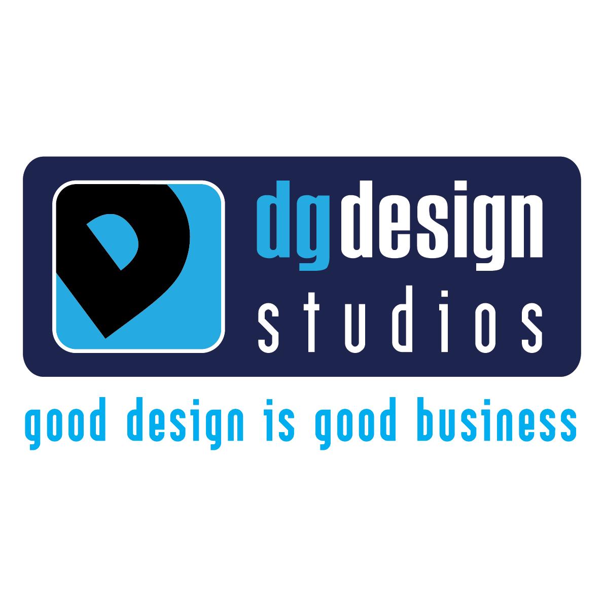 DG design studios logo