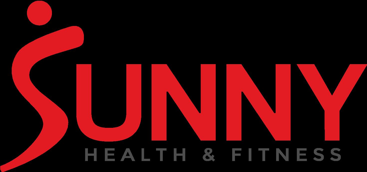 Sunny health and Fitness logo