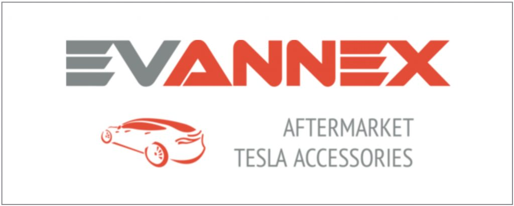 Evannex - aftermarket Tesla accessories.
