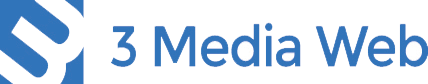 3 Media Web logo